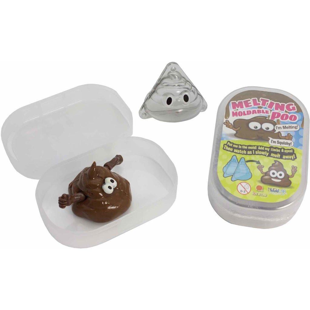 melting poop putty set
