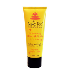 Grapefruit Blossom Honey Moisturizing Hand & Body Lotion is an amazing lotion with organic aloe and sunflower oil to help restore, nourish and promote healthy skin.
