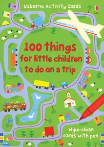 Inside this pack of cards are lots of puzzles to solve, pictures to draw and things to spot. The cards are wipe-clean so they can be used again and again.   Age 6 years and up Size 4 x 6 1/8 Pages 50 cards Series Wipe-Clean Activity Cards Author Catriona Clarke