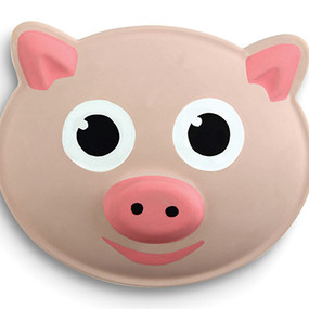Oinkers! No more sneaky snackers. The Pig Talking Bag Clip makes oinks when opened.