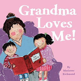 "There is no one quite like Grandma! And no author/illustrator quite like Marianne Richmond to capture, with delightful illustrations and cheerful prose, all of the fun things children everywhere love to do with their grandmas. Grandma Loves Me! is filled with the kinds of simple, yet deeply touching, sentiments-""Grandma laughs with me"" and ""Grandma takes me places""-readers have come to expect from Marianne. This book is sure to remind children young and old of the special place Grandma lives in their hearts.  Format: board book Ages: 2-4"