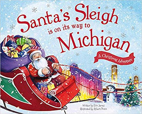 Santa's sleigh is on its way to YOUR house! • Extension of the series, which had strong sales in its initial 25-title layout • A new regional holiday title as accounts transition out of the Santa Is Coming series • Rhyming, singable story with fun and surprising illustrations It's Christmas Eve, and all the children in your town are sleeping. Well, all the children but you! How could you possibly fall asleep when you know Santa and his sleigh are on their way, and there's still so much left to do!