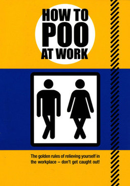 Don't let number 2 stop you from being number 1 on the job. Face the facts. You poop every day-more or less-but making a misstep when you've got to go at the office could land you in some serious doo-doo. How to Poo at Work is the ultimate guide to handling a range of potentially awkward situations, including what to do when: • The boss is in the next stall • The toilet gets clogged • A colleague follows you into the bathroom • There's no toilet paper Flush with useful diagrams, this handy book can save your career from going down the toilet.