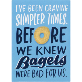 "Dress up your fridge or office with this funny 'simpler times' magnet. Collect them, trade them, gift them, send them, share them, love them!  Size:  2"" x 3"""