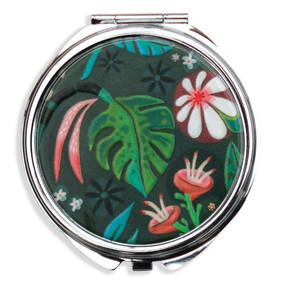 floral garden trinket/pill box