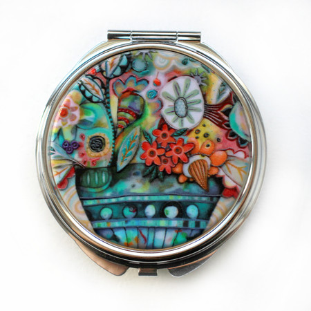 flowerblast trinket/pill box