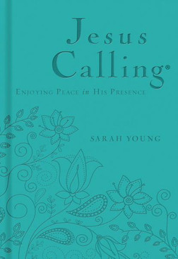 Jesus calling - enjoying peace in his presence devotional book