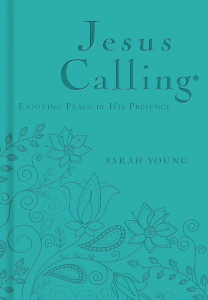 Jesus calling - enjoying peace in his presence devotional book