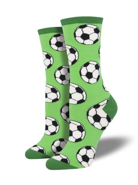 womens give and go soccer socks, fits U.S. women's shoe size 5-10.5