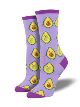 womens you guac my world socks