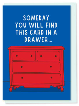 someday you will find this card | valentine's day