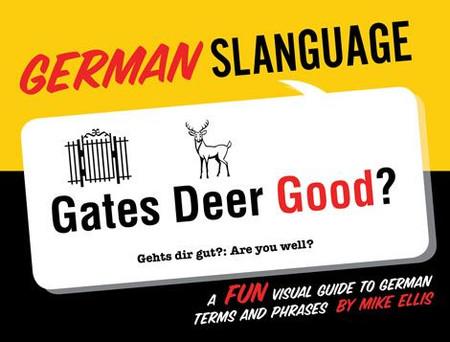 german slanguage visual guide to learning german