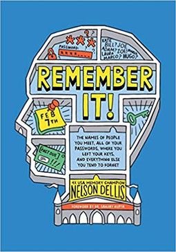 remember it! memory improvement guide, front cover