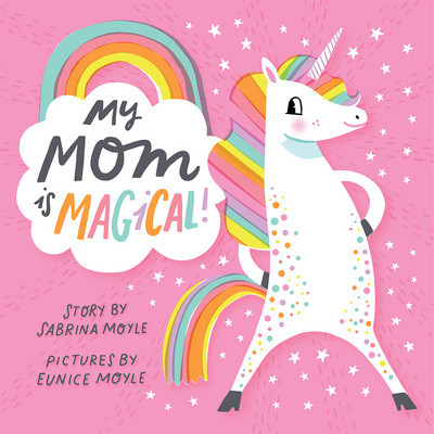 my mom is magical! book