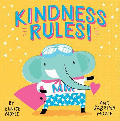 kindness rules! book, 24 pages, hardcover