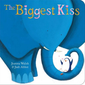 the biggest kiss book