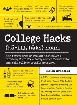 college hacks book