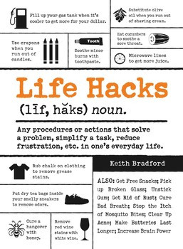 life hacks book