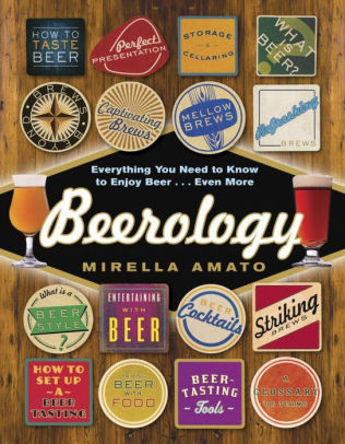 beerology: everything you need to know to enjoy beer..even more book