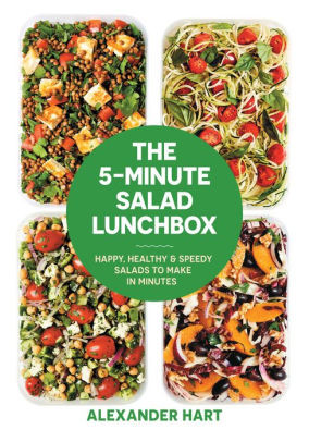 the five-minute salad lunchbox recipes