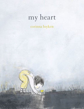 my heart hard cover book teaches about caring and empathy