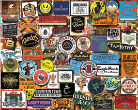 michigan craft beer puzzle