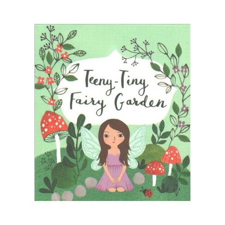 teeny-tiny fairy garden