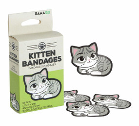 kitten bandages, latex-free ethyl acetate