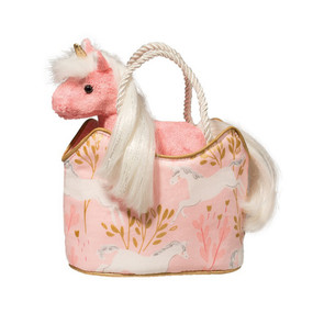 unicorn sassy sak and purse