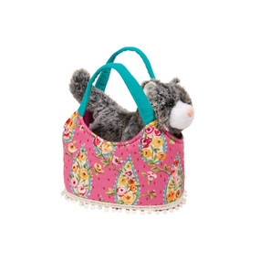 sweet thyme cat sassy sak and purse