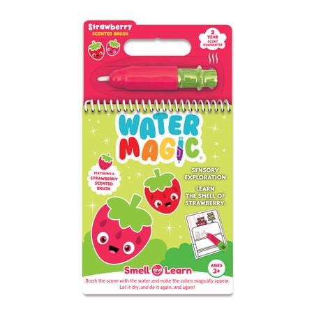 strawberry water magic book