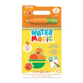 orange water magic book