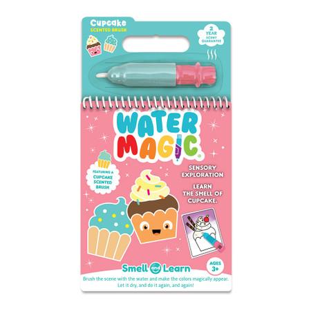 cupcake water magic book