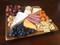 """acacia wood 12"""" square plate/tray, display"""