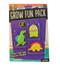 grow fun pack, dinosaur, robot