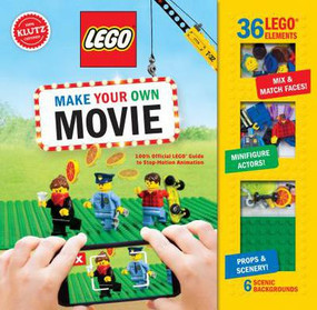 lego make your own movie, cover