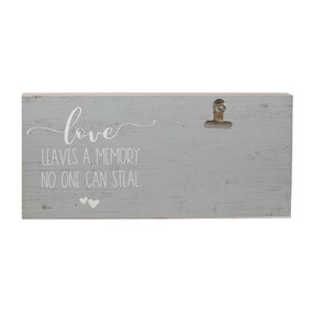 Love leaves a memory no one can steal - picture clip, memory