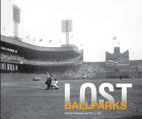 lost ballparks, vintage photographs of classic ball parks