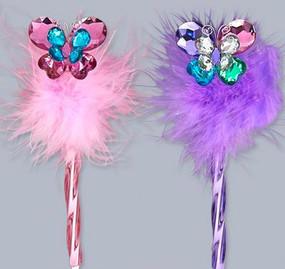 jewel butterfly pen