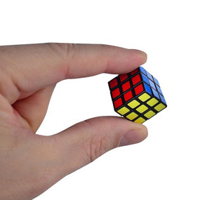worlds smallest rubik's cube
