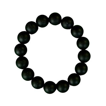 chewlery bracelet morgan black, teething ring