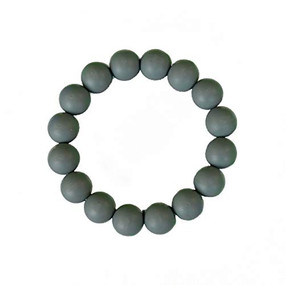 chewlery bracelet gray, teething bracelet