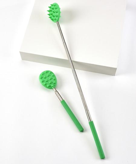 cactus backscratcher on a stick