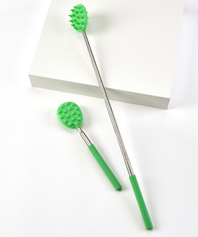 cactus backscratcher on a stick