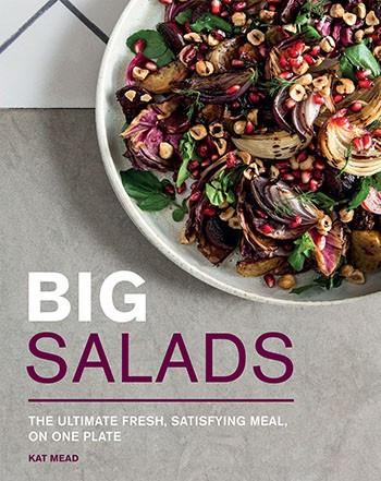 big salads, recipes, cook book