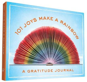 101 joys make a rainbow journal, cover