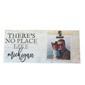 there's no place like michigan frame