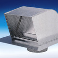 Fantech RC8 Galvanized Roof Cap for Round Duct - 8""