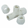 "Prolite 2-Wire 1/2"" Compression T-Connector"