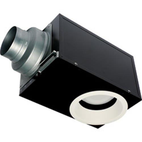 FVVRE Panasonic Bathroom Fan CFM With LED Lighting LA - Panasonic bathroom fan 80 cfm